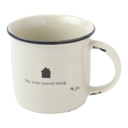 the stay at home adventure mug