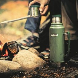 outdoor coffee bottle