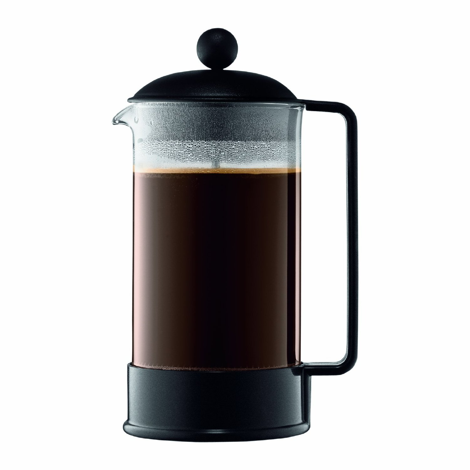 classic french press coffee