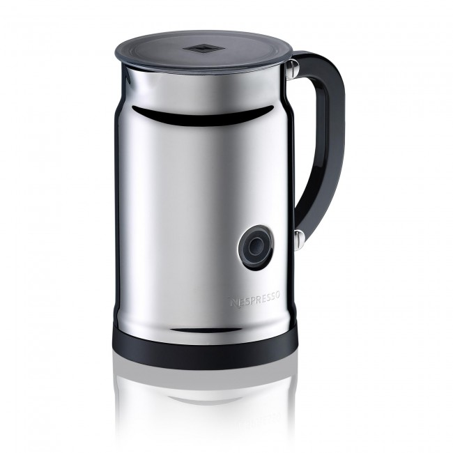 hot and cold milk frother