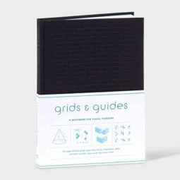 grids and guides notebook