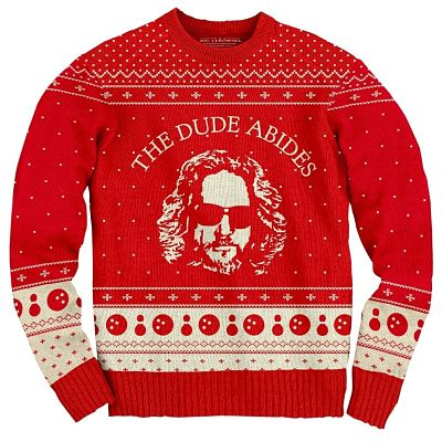 the big lebowski sweater