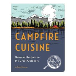 campfire cuisin book by robin donovan