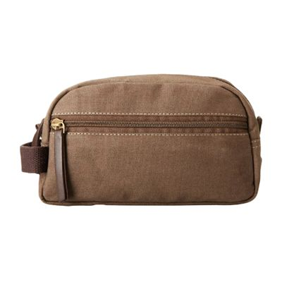 3c2ffdd50668 Timberland Men s Canvas Travel Toiletry Bag. timberland-canvas-travel -bag opt