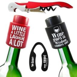 corkscrew, stoppers for wine